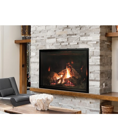 "Empire Rushmore 50"" Clean-Face Direct-Vent Gas Fireplace"