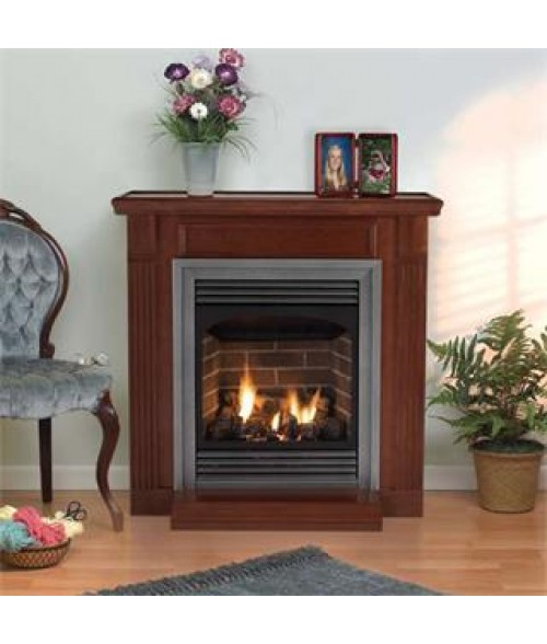 """Empire 24"""" Vail Vent-Free Gas Fireplace w/ Logs"""