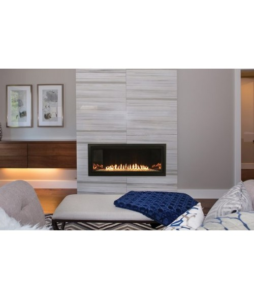 "Empire Boulevard Series Vent Free Linear Fireplace (36"" or 48"")"