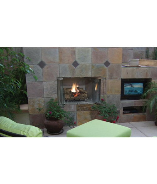 """Superior VRE3000 Outdoor Vent Free Fireplace (36"""" or 42"""")"""