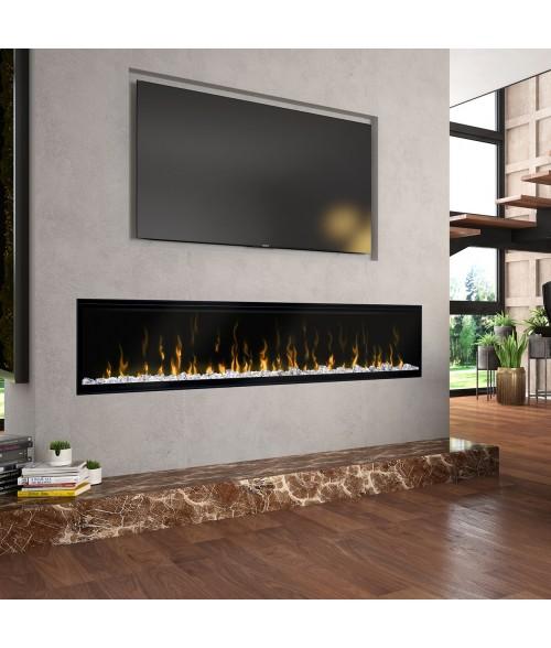 "Dimplex IgniteXL 74""Linear Electric Fireplace"