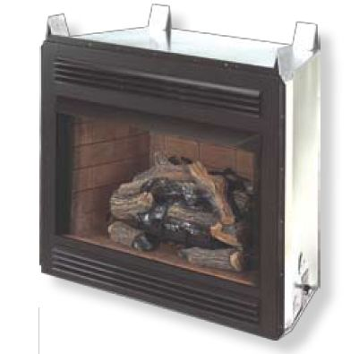 How Does A Vent Free Gas Fireplace Work Fireplaces